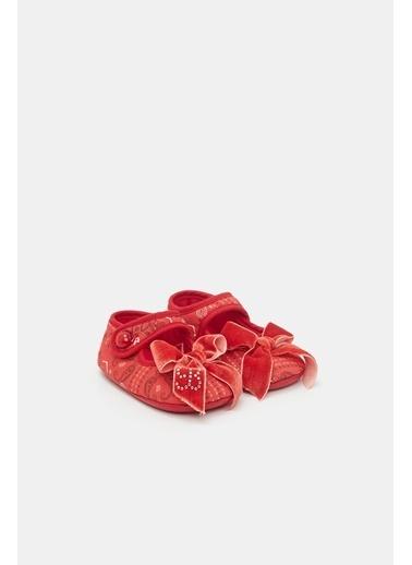BG Baby Kız Bebek Kırmızı Patik 20Pfwbg2080 Kırmızı